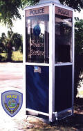 World's Smallest Police Station